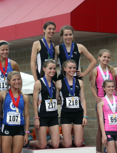 Eastern Relay State Champs