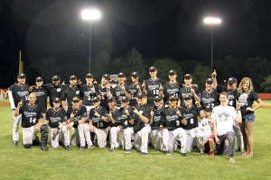 The Western Panthers won the Plymouth Baseball Regional. (Photo by Emily Myers)