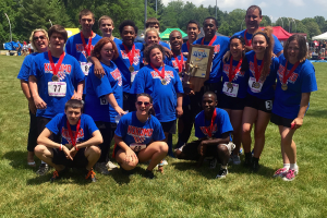 Kokomo Wildkats - 2015 IHSAA Unified Track state runners-up