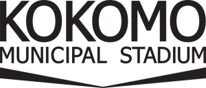 Kokomo Municipal Stadium Final Logo